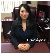 Carolyne Zhang