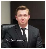 Volodymyr Menok